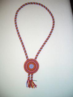 The Métis Tie by Forest Edge,Sash colours