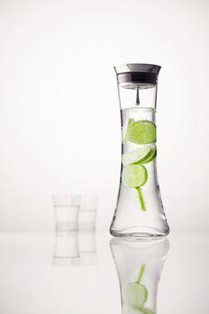 MENU Water Jug 1,3 l - MENU Danish Design - Luxe in je leven - Shop - Het Luxe Leven - Pimp up your Lifestyle!