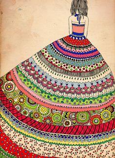 #illustration #art #pattern