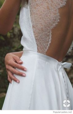 Sweet wedding dress