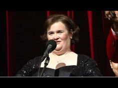 Susan Boyle make me a channel of your peace '