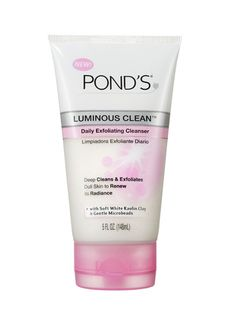 Pond's Luminous Clean Daily Exfoliating Cleanser, $5.79