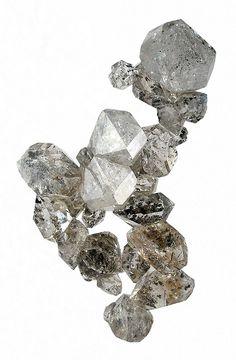 + Quartz Herkimer Diamond