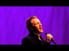 Fraser Walters of The Canadian Tenors Bring Him Home live in LA
