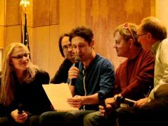Paul McGann reads First Doctor's speech from The Dalek Invasion Of Earth