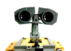 The lead animator for Wall-E built an incredible Lego version of the lovable robot. It's currently being considered by Lego as an official product.