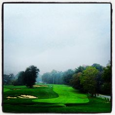 Par 4 #2 at Merion Golf Club