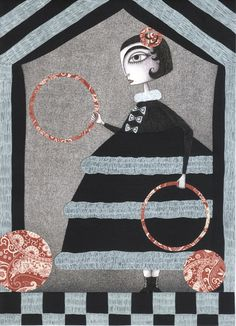 The Red Rings, Judith Clay