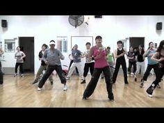 Dance Fitness - Dance Again (J-Lo & Pitbull)