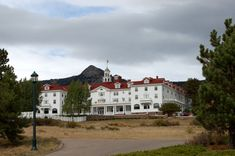 Stanley Hotel....One of America's most haunted places.