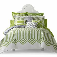 Such cute bedding - you will NOT believe where it is from!!
