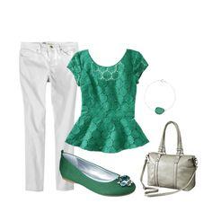 Target Fashion:  Emerald #targetsavers #target
