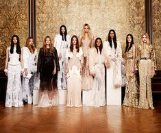 Givenchy, skeleton and bones inspired Haute Couture Collection, Winter 2011.