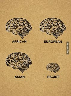 I'm racist and I find this offensive!!!