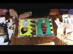 Teesha Moore Journaling Collage Pt 4 of 4