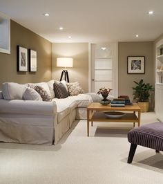 basement colors, wall colors, glass doors, the doors, living rooms, finished basements, paint colors, hous, color scheme