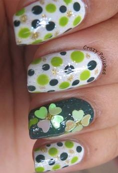 Easy Splatter Nail Art Tutorial