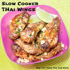 Slow Cooker Thai Win