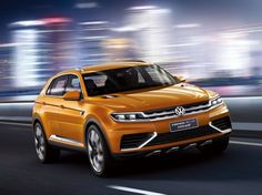 Shanghai Motor Show preview: Volkswagen CrossBlue Coupe diesel electric hybrid concept