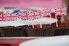British toothpicks to use with the food