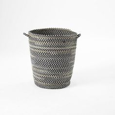 braided #laundry #basket