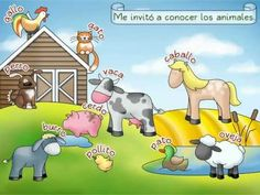 Use this rhythmic farm song to introduce new vocabulary. Have your students sing and and make animals sounds along with the video.     Calico Spanish offers a comprehensive, kid-friendly curriculum that engages all types of learners!  Teach your students Spanish.  Teach your kids Spanish.  Learn more at http://calicospanish.com  Buy the music at http://miguitarri.com