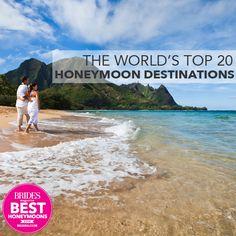 wedding honeymoon destinations