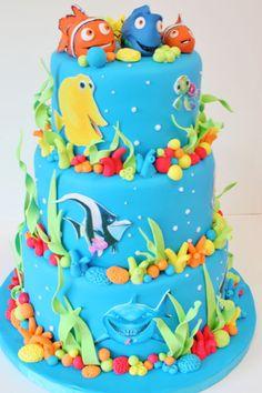 Birthday Cakes NJ - Nemo Custom Cakes