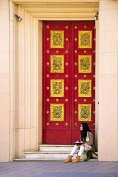 Fotografía The Door por Urban_Photographer en 500px