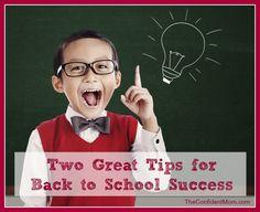 famili, back 2 school, school season, school tips, school idea, back to school