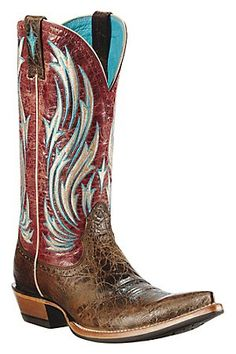 Ariat Boots...Love!