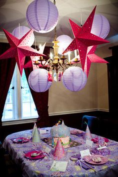 A Enchanted Fairy Tale First Birthday - princess and knight boy/girl party