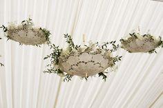 Parasols A 'Vintage Look' Elie Saab Wedding Dress for a Channel Islands Bride...