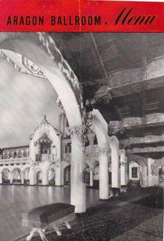 Aragon Ballroom Chicago 1970's