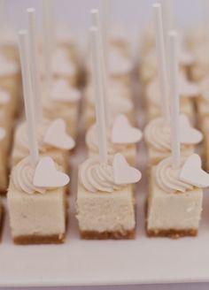 mini wedding cake pops, cheesecakes, food, cheesecak popsoh, mini cheesecake bites, mini cakes ideas, recip, wedding shower cake pops, dessert