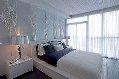 5 stylish winter bedroom updates