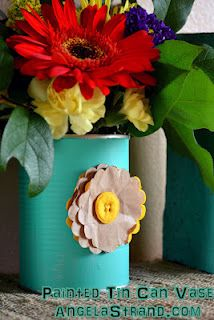 flower cans