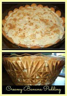 This is the best Banana Pudding Recipe EVER!  A must pin!