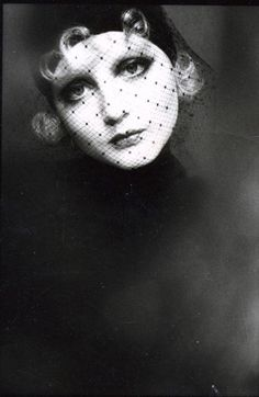 Ingrid Boulting face of Biba Cosmetics shot by Sarah Moon