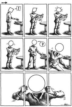 Una ilustración de Mana Neyestani (Teherán, 1973)