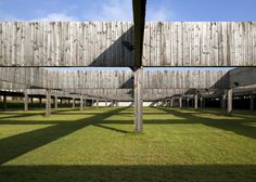 Shooting events during the 2016 Olympic Games will take place at this timber and concrete complex in north-west Rio.