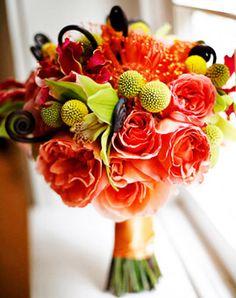 Autumn wedding bouquet...gorgeous.