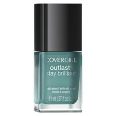 A pretty green polish easily makes the transition from summer to fall. If you have a fair complexion with cool undertones (the veins inside your wrist are more blue than green), choose a deep teal, such as CoverGirl Outlast Stay Brilliant Nail Gloss in Mint Mojito.