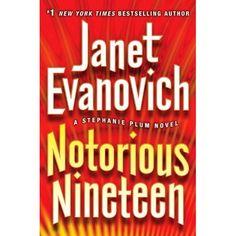 A little light reading. Notorious Nineteen: A Stephanie Plum Novel: Janet Evanovich: 9780345527745: Amazon.com: Books