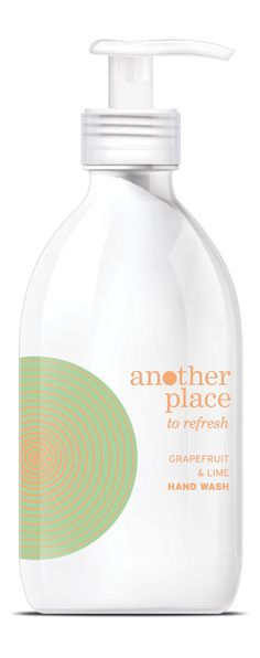 Another Place grafefruit and lime hand wash - 300ml. £11.50