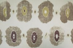 Bolton in Brown | Penny Morrison Fabrics #textiles #fabric #linen #brown