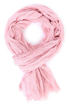 Deb Shops Woven Scarf with Sequins $6.00