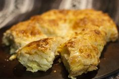In honor of my friends in Svishtov - BG, I shared banitsa (Баница) with Brenda tonight. Yes, I know, it's traditionally a breakfast food; but it was SO good for dinner too!    (Banitsa is a traditional Bulgarian food prepared by layering a mixture of whisked eggs and pieces of cheese between filo pastry and then baking it in an oven.)    This recipe turned out great, tasting so much like the wonderful banitsa I had in Bulgaria. Enjoy!    http://www.squidoo.com/Bulgarian-Banitsa-Recipe