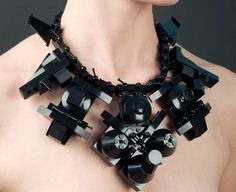 Lego jewellery! via @earth911