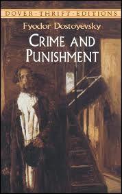 Crime and Punishment by Fyodor Dostoyevsky ****